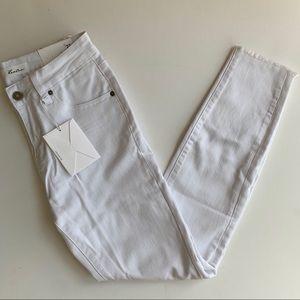 ekattire Jeans - NWT White Stretchy Jeans from eKAttire June Box 27